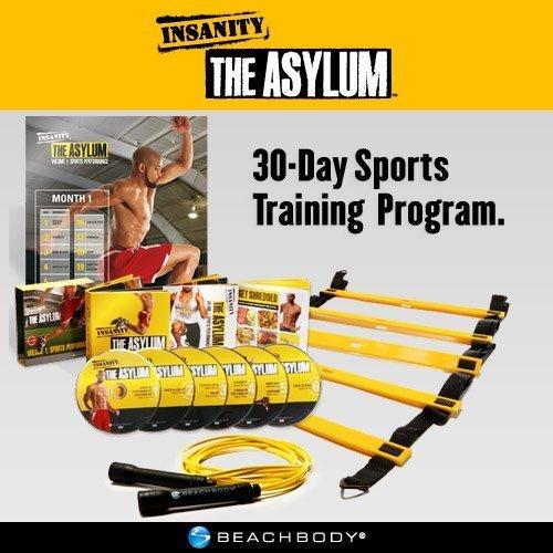 asylum workout dvd