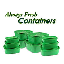 always fresh containers