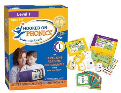 hooked on phonics canada