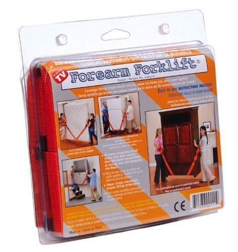 Forearm Forklift Moving Straps Review