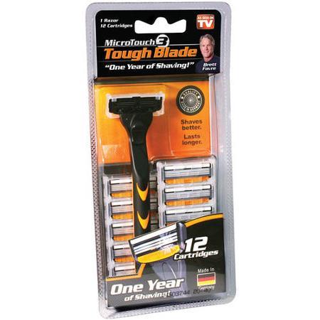 microtouch max tough blade