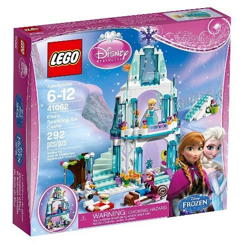 lego disney frozen castle