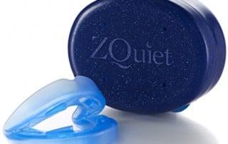 zquiet anti-snoring mouthpiece