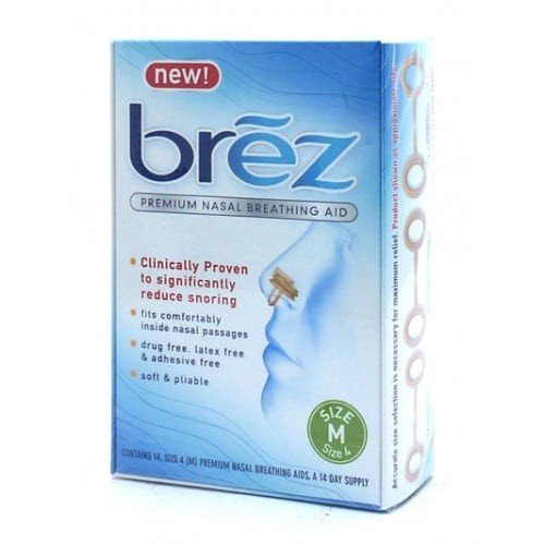 brez nasal breathing aid