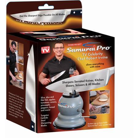 samurai pro knife sharpener