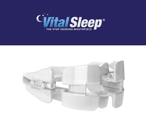 vitalsleep anti-snoring mouthpiece