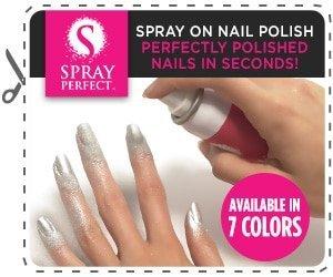 spray perfect