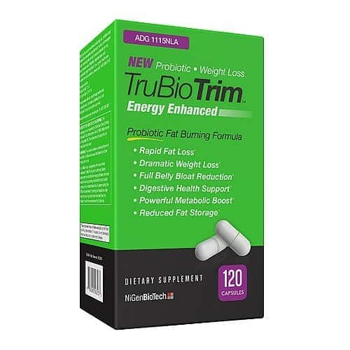 trubio trim probiotic weight loss