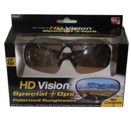 hd vision special ops