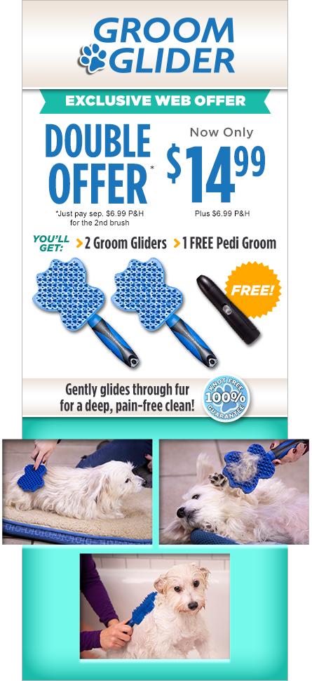 groom glider