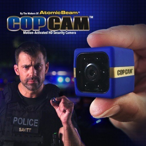 Cop Cam Wireless Security Camera