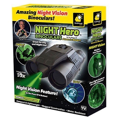 Night Hero Binoculars
