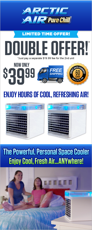 artctic air pure chill
