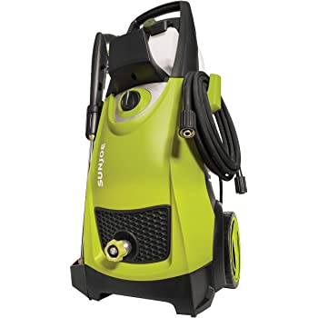 Sun Joe SPX3000 XTREAM Electric Pressure Washer - You Name It. You Aim It. Grime Is Gone.